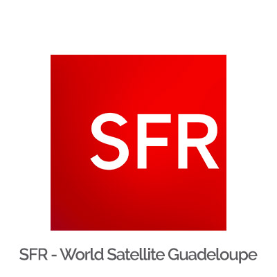 SFR World Satellite Guadeloupe