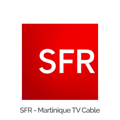 SFR Martinique TV Cable
